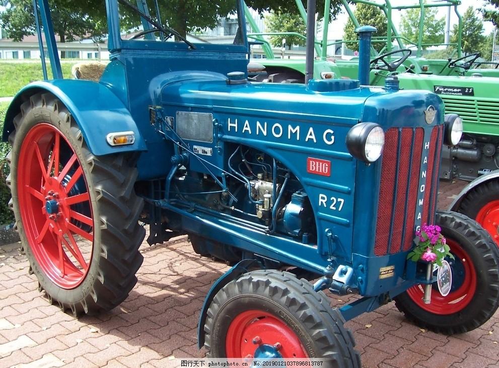 拖拉机,农机具,生产工具,农业机具,摄影,素材,现代科技