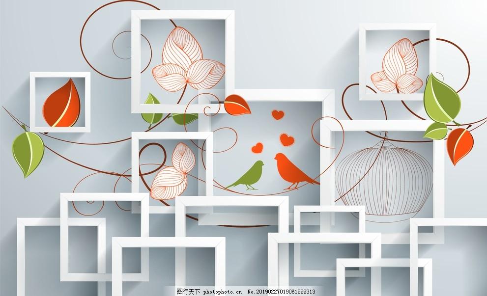 精美立体花朵植物背景墙浮雕,现代,时尚,高端大气,精美大气,创意,背景墙图案