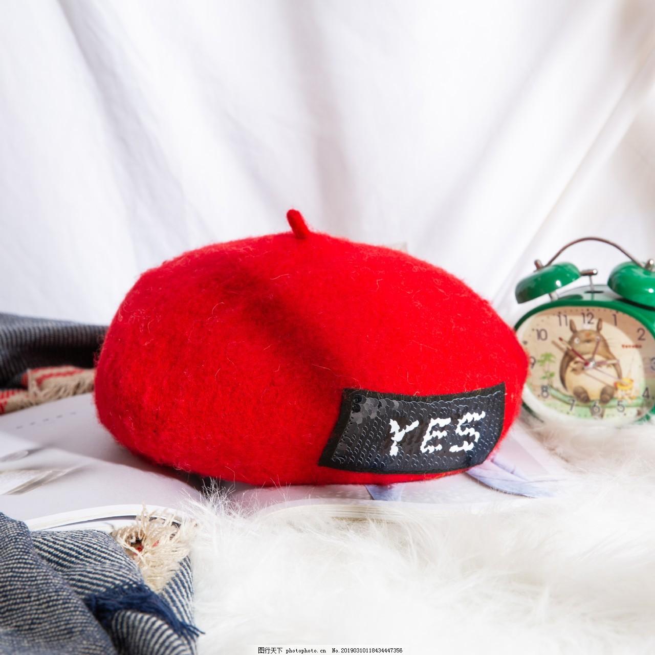 女士日系帽优雅贝雷帽9,魅力,时尚,韩版,棉帽,毛呢,南瓜帽